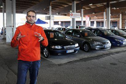 Herajärvi Car Center keskittyy nyt käytettyihin autoihin