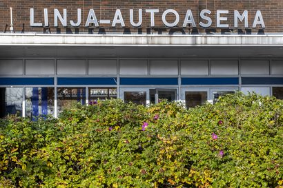 """Oulussa on meneillään työläs kurtturuusun poistourakka – """"Linja-autoaseman ja Joutsentien ilme tulee muuttumaan"""""""