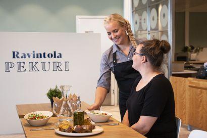 Oulun keskustaan avataan elokuussa uusi ravintola – Ravintola Pekurin tuore focaccia on ehkä kaupungin parasta
