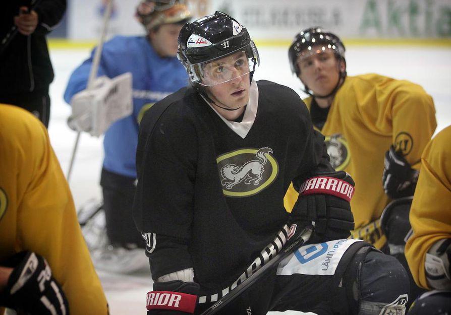 Oulun Kärppien NHL-vahvistus Kyle Turris ei ollut tyytyväinen kaikkeen Suomessa.