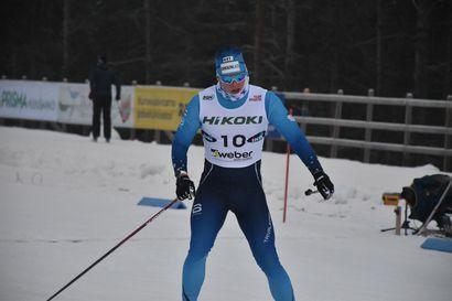 """Raahelaislähtöinen Lauri Mannila taisteli MM-kisoissa neljänneksi: """"On kyllä hieno tunnelma, oli todella hieno päivä"""""""