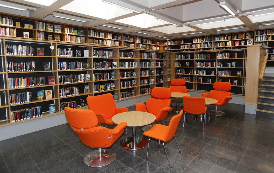 Karjasillan kirjasto oli pitkään suljettuna remontin vuoksi.