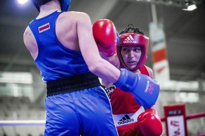Lapin Kansa live: Nyrkkeilyn Ruskaturnaus isketään Lapin urheiluopistolla – katso finaalit tästä suorana kello 13