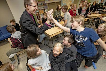 Piispa Jukka Keskitalo haluaa muistuttaa positiivisesta uskonnonvapaudesta