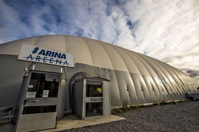 """Arina Areenan laajennus nähdään parhaana vaihtoehtona: """"Missä vaiheessa kaupungilla on miljoonia euroja ylimääräistä kivemman näköisen palloiluhallin rakentamiseen? """""""