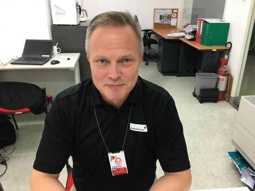 Katastrofiavun asiantuntija Jukka-Pekka Kaasinen pitää sääennusteisiin perustuvaa apua oikeansuuntaisena. Hankaluutena on se, ettei myrsky aina käyttäydy ennustetulla tavalla.