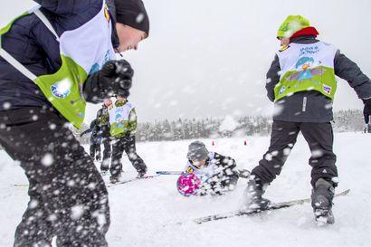 Lasten Lumipäivät kiertää Suomea – Ruka ja Posio kalenterissa