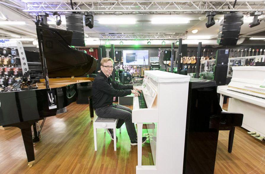 Musiikkikauppa Oulu