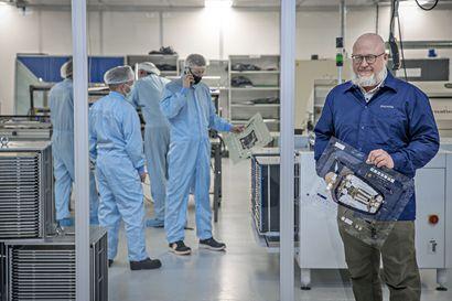 Oululainen TactoTek sai 22 miljoonaa euroa –kaivattu lisärahoitus aiotaan käyttää kasvuun ja tuotekehitykseen