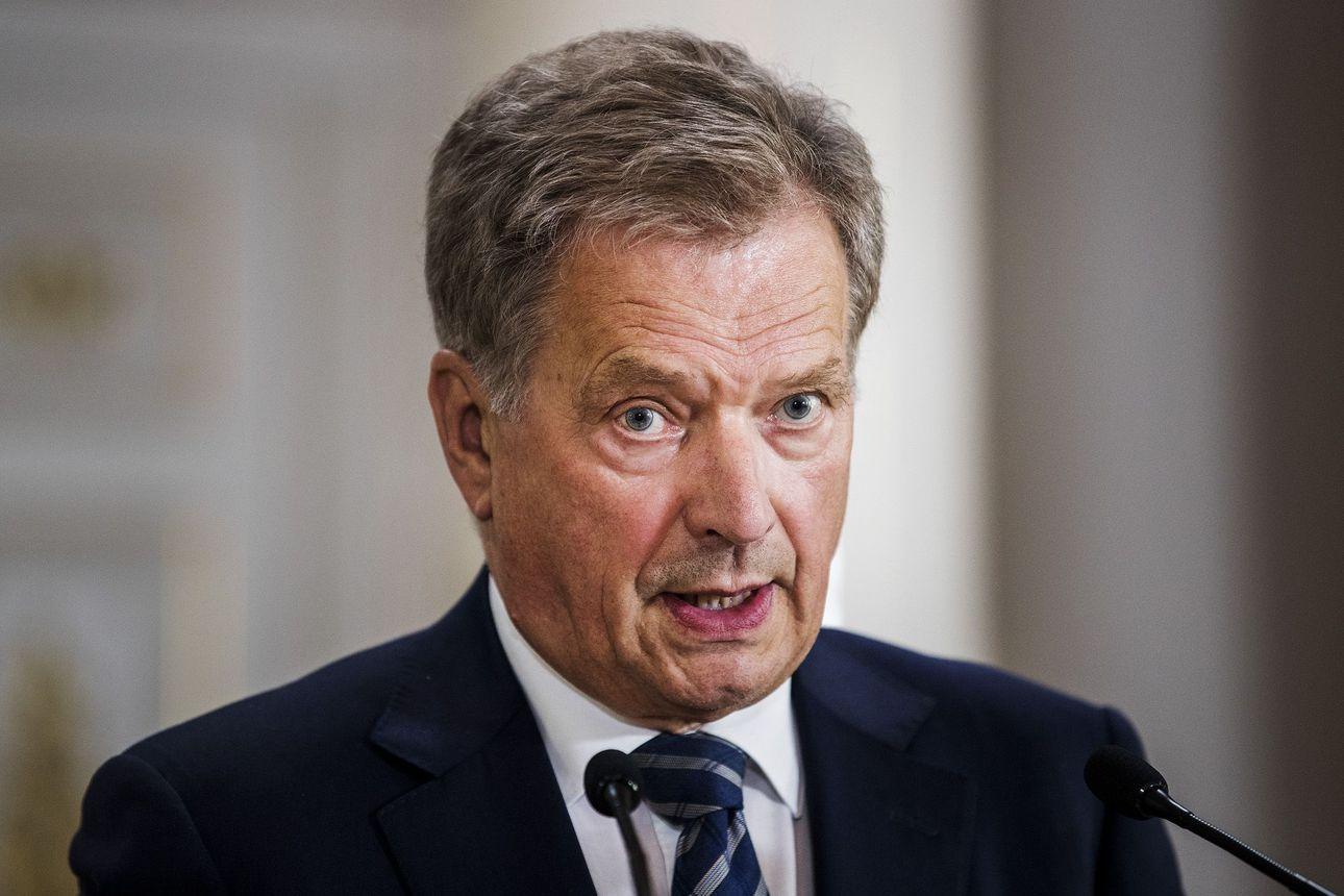 """""""On minulla viisaillekin vähän viisautta tässä"""" – Presidentti Niinistö vastasi MTV:n Suomi-Areena -haastattelussa valtio-opin asiantuntijoille valtaoikeuksiensa käyttämisestä"""
