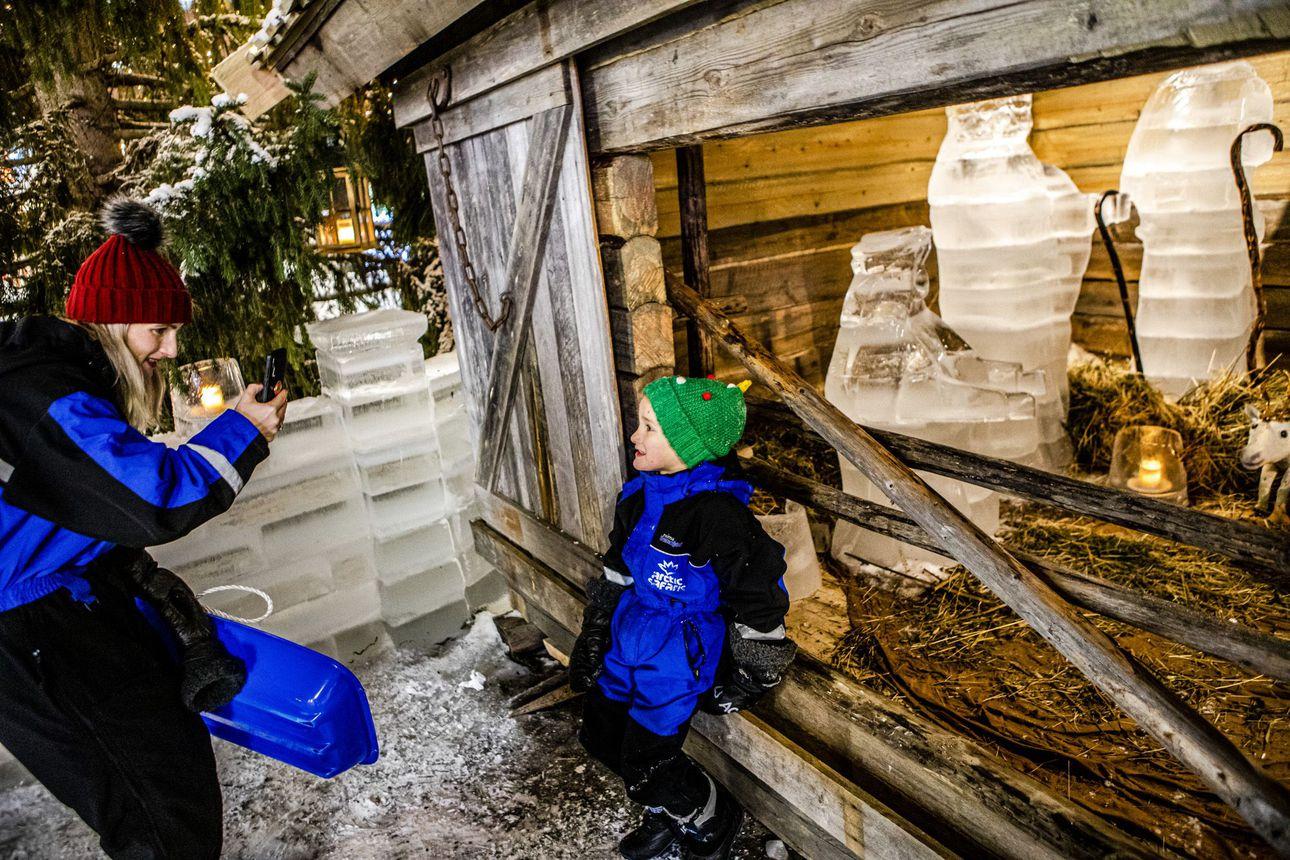 """Rovaniemi sai oman jouluseimen – """"Halusimme tuoda sen tänne, missä ihmisetkin ovat"""""""