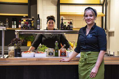 """Kulttuuritalo Valveelle on avattu uusi kahvila – """"Haluamme tuoda asiakkaillemme kokonaisvaltaisen kulttuurielämyksen"""""""