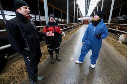 Maatalouden investoinnit ovat ilmastotekoja, sanoo maatalousyrittäjä Sauli Joensuu