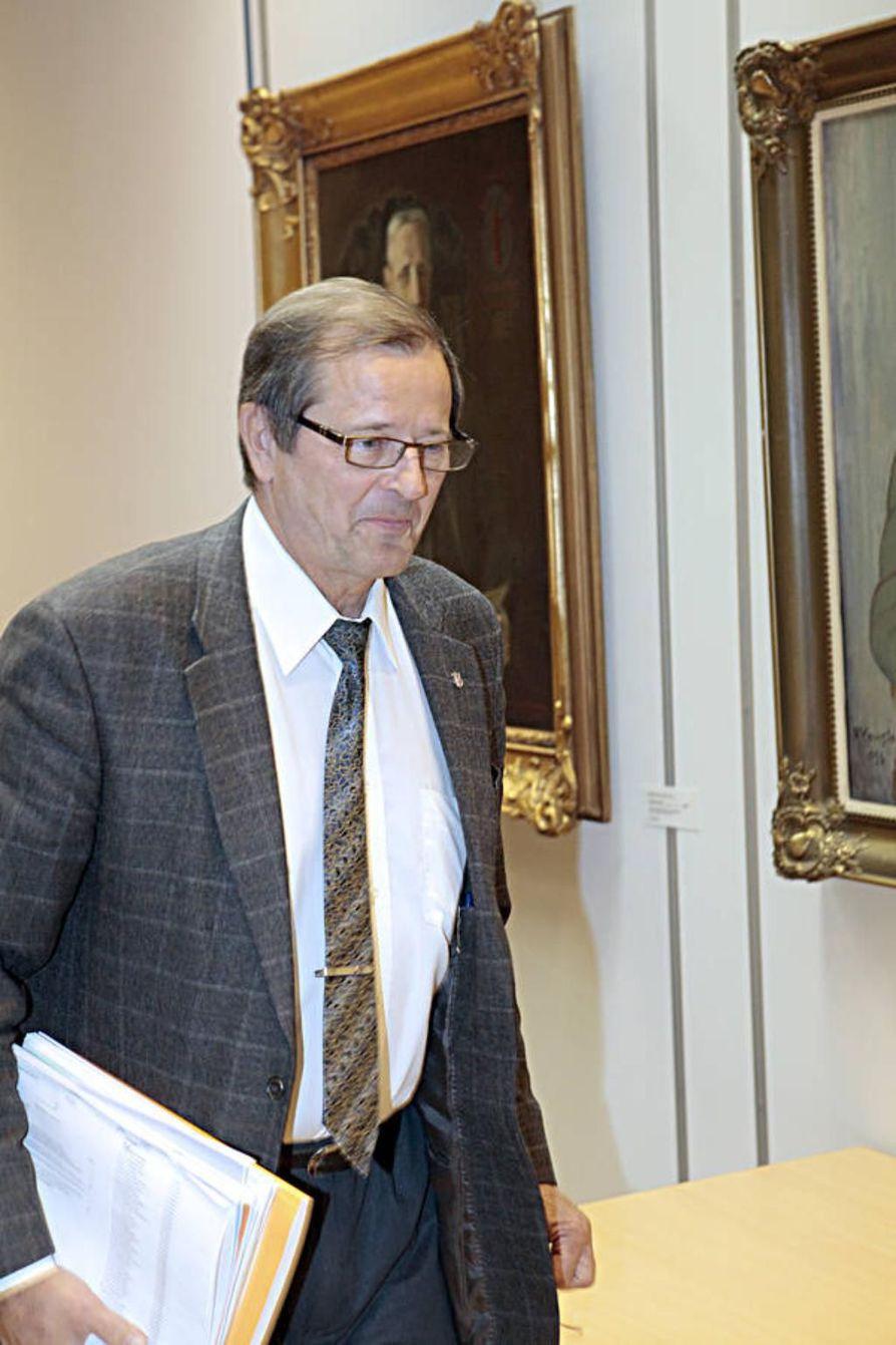 Raimo Ronkainen valittiin Tornion kaupunginjohtajaksi myöhään maanantai-iltana.