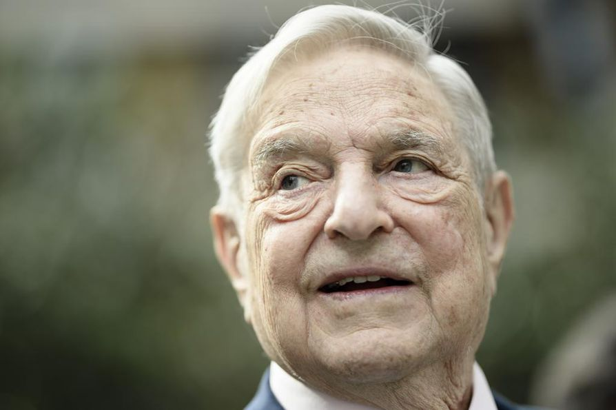 George Soros on tullut tunnetuksi valuuttakeinottelijana.