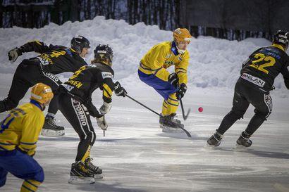 Katso suorana: OLS ja LRK Tornio taistelevat Pohjois-Suomen jääpalloherruudesta