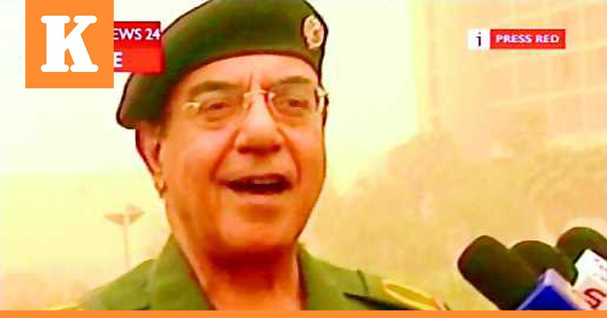 Irakin Tiedotusministeri
