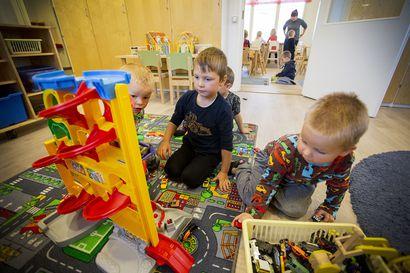 Vihdoinkin hyvät tilat – Avoin varhaiskasvatus toimii nyt Raahen keskustan alueella sekä Pattijoella