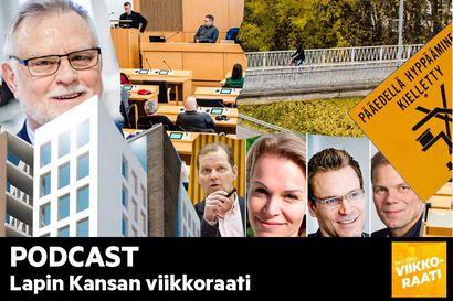 Kuuntele Viikkoraati: Kerromme veikkauksemme Rovaniemen kaupunginjohtajakisassa, sanomme myös suorat sanat tämän viikon päätöksistä kaupunginvaltuustossa