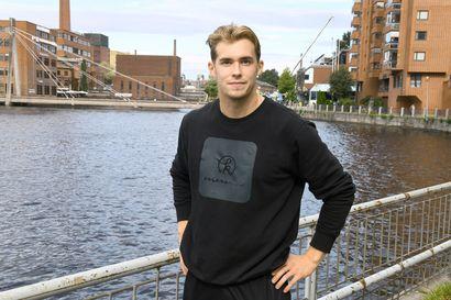 Toni Keränen keihäskisan viides –Oliver Helanderista Suomen mestari hirmutuloksella