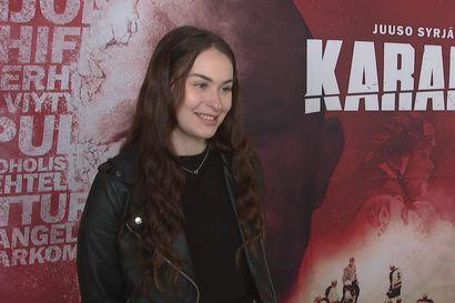 Näin Jere Karalahden tytär Ronja reagoi isästään kertomaan uutuuselokuvaan