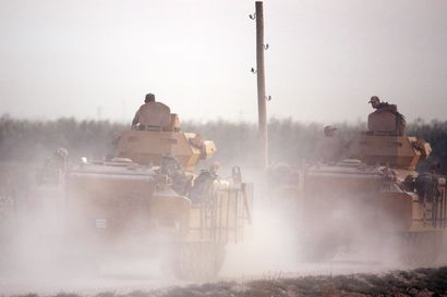 Turkin armeija on iskenyt 181 kohteeseen Syyriassa – Tämä tapahtumista tiedetään nyt