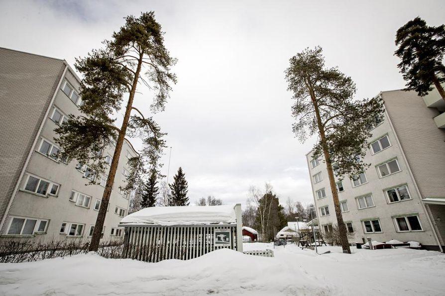Kuolemantapaus sattui Oulun Sivakan omistamassa talossa, jonka asuntojen vuokraamisesta huolehtii Oulun Palvelusäätiö.