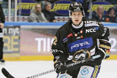 Kärppäkasvatti NHL:n tulokasjoukkueen paitaan – Seattle Kraken varasi Joonas Donskoin