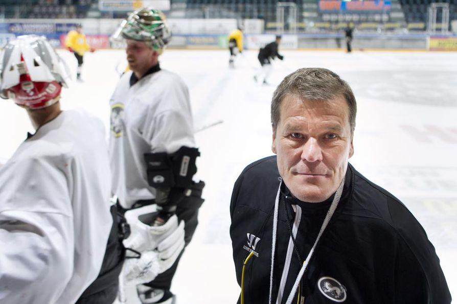Kai Suikkanen on siirtynyt Italian Bollzanoon valmentajaksi.