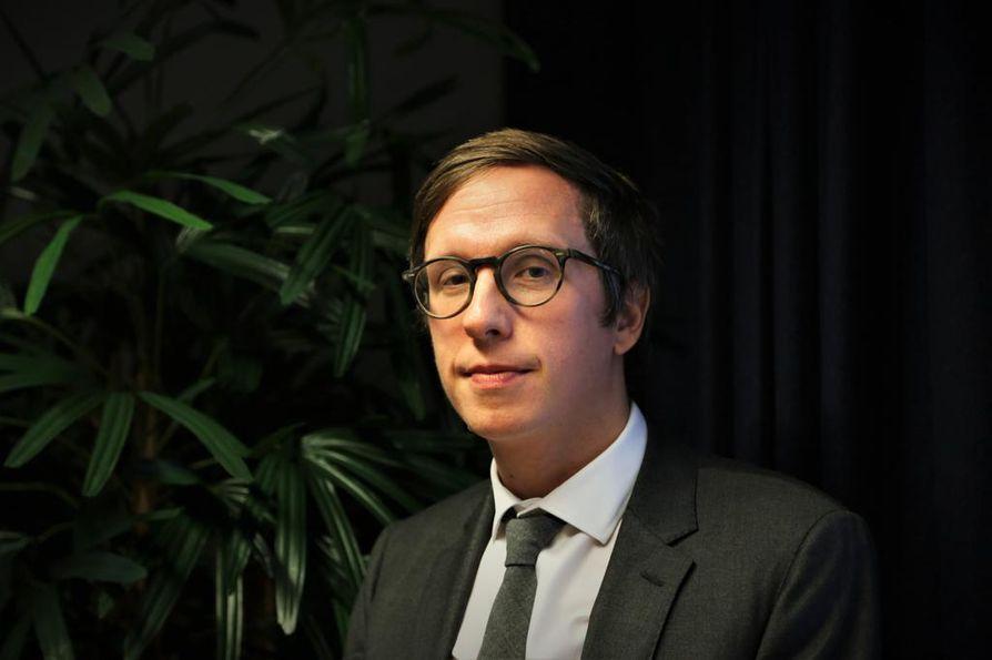Etlan ennustepäällikkö Markku Lehmuksen ja tutkimusjohtaja Antti Kauhasen maanantaina julkaiseman tutkimuksen mukaan kikyn tuoma työajan pidennys on parantanut työllisyyttä Suomessa. Kuvassa Markku Lehmus.