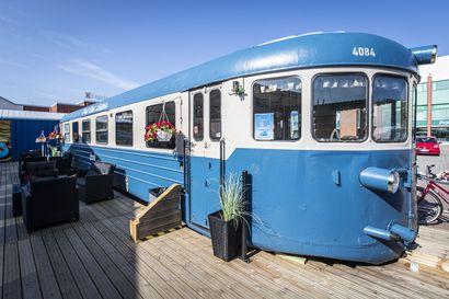 Rovaniemen positiivisimmaksi kaupunkikeskustateoksi äänestettiin ravintola Pub Old Lättis