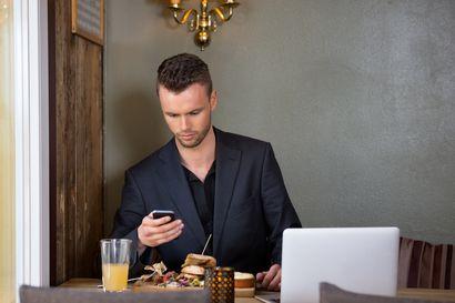 Puheenvuoro: Sosiaalinen media ja pelaaminen saattavat haitata arjen perusrytmiä ja työkykyisyyttä
