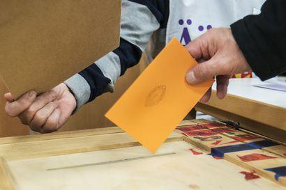 Kirkkoherra lupasi mennä naimisiin, jos äänestysprosentti nousee yli 40:n – koko maan alustava äänestysprosentti on 14,5, Oulussa 12,2