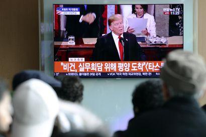 YK-raportti: Pohjois-Korea piilottelee ydinaseitaan ja myy muita aseita maailmalle