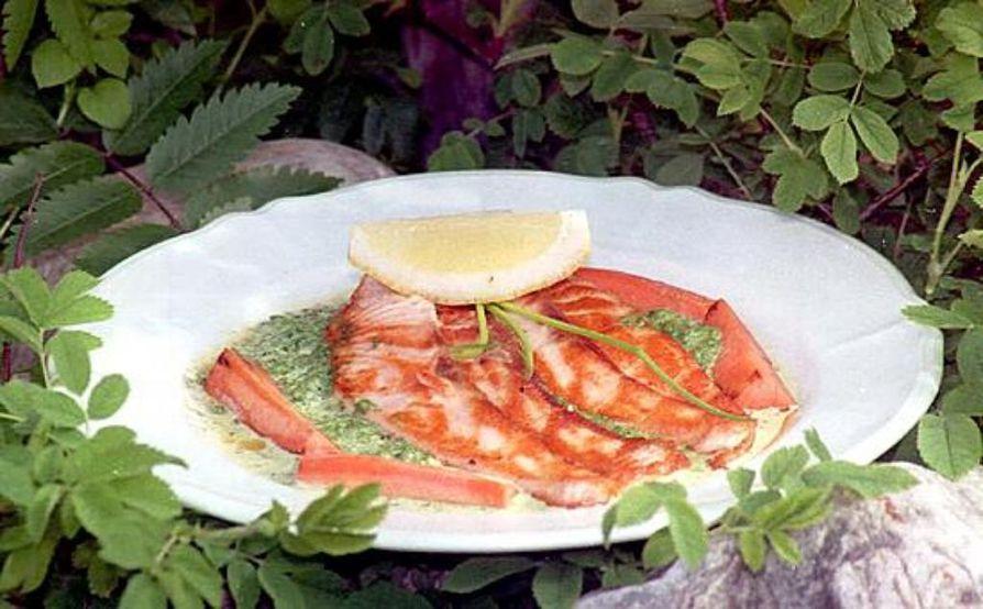 Atkinsin dietti suosii muun muassa vihanneksia ja kalaa.