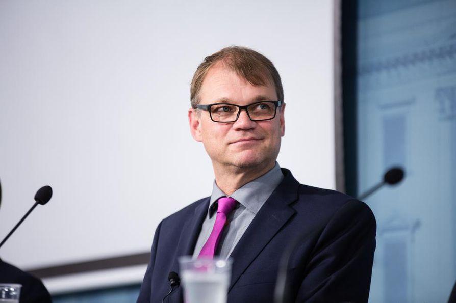Juha Sipilä uskoo yhteistyöhön Yhdysvaltojen ja Suomen välillä.