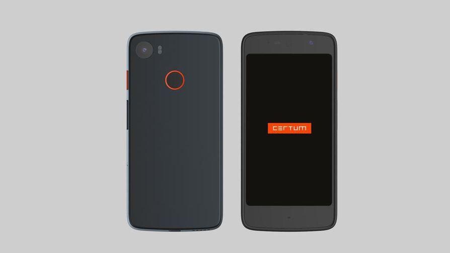 Certum Phone