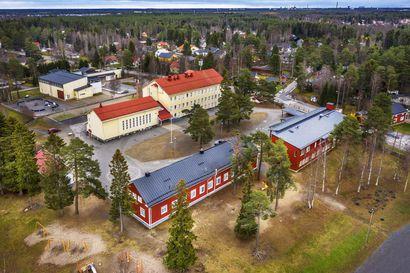Pateniemen koululle tehdään jättimäinen peruskorjaus, jossa osa rakennuksista rakennetaan uudelleen