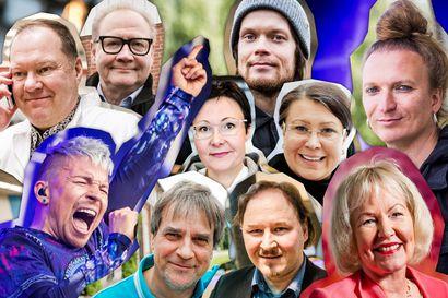 Kuka heistä on Vuosikymmenen rovaniemeläinen? Osallistu äänestykseen!