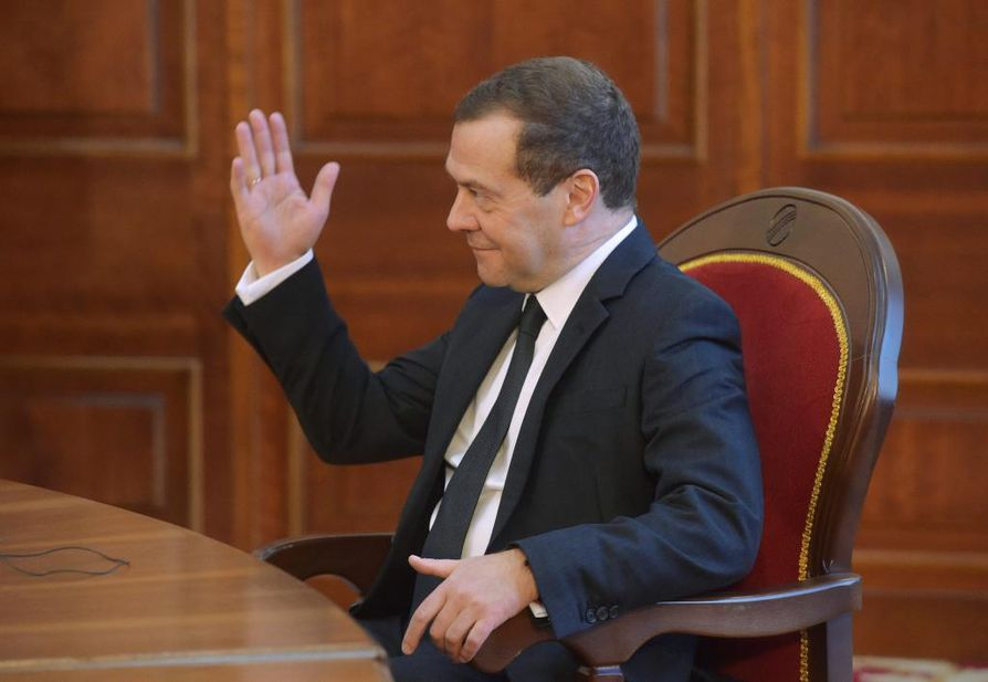 Venäjän pääministeri Dmitri Medvedev saapuu Ouluun ensi perjantaina.