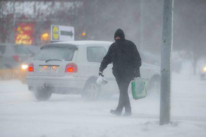 Ennuste: Sää kylmenee uudenvuodenaattona hieman koko maassa
