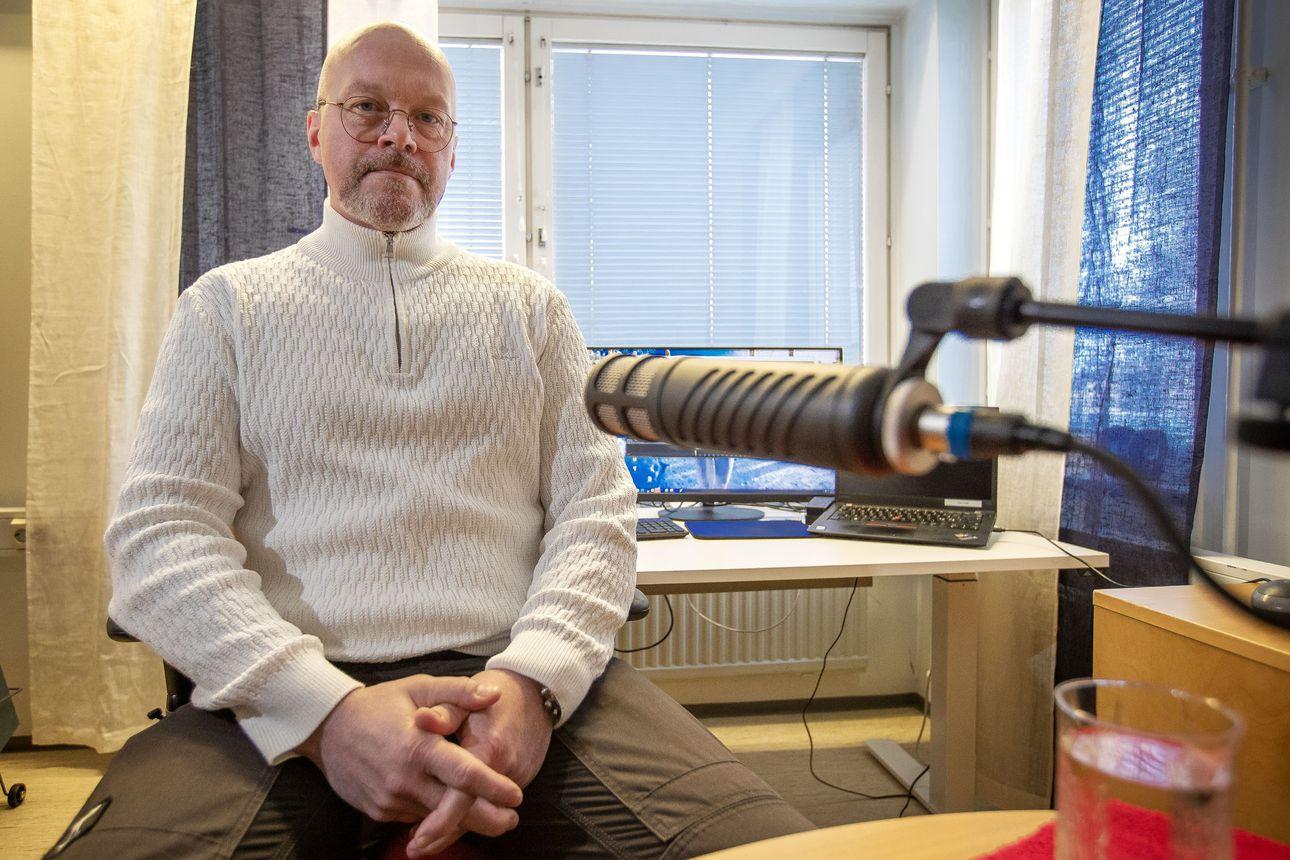 """Pasi Kokko uskoo Vanhaan Raaheen: """"Alueesta pitää tehdä karkki"""" – Kuuntele podcast"""