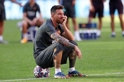 """Messi pyörsi päätöksensä ja jatkaa Barcelonassa – """"Ainoa tapa lähteä oli maksaa 700 miljoonan euron pykälä, ja se on mahdotonta"""""""