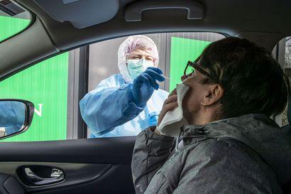 Lääkäritalot tarjoavat Lapissakin lisävoimia koronaviruksen testaukseen