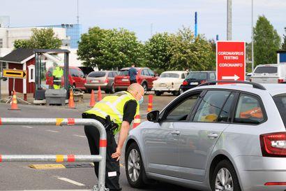 Matkustajat voivat omalla toiminnallaan sujuvoittaa rajoilla tapahtuvia tarkastuksia, muistuttaa Lapin rajavartiosto – Katso tästä rajavartioston ohjeita rajanylitykseen