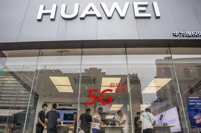 Suomen lainsäädäntöön ei kuulu yritysten kieltäminen – Ruotsi estää Huawein tekniikan 5g-verkoissaan