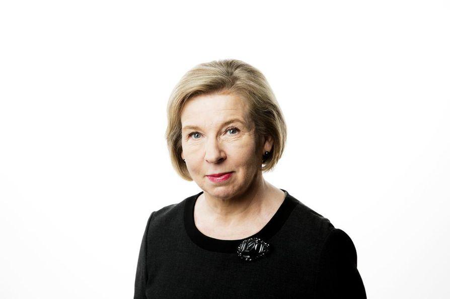 Kommentin kirjoittaja on Lännen Median talouden ja politiikan toimittaja Kirsi Turkki.