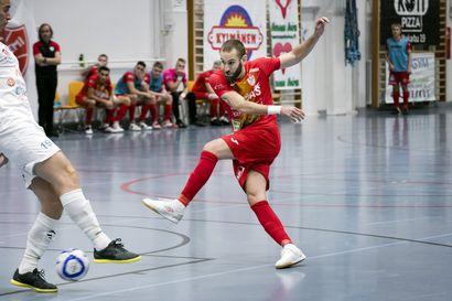 FC Kemi haki kiivaasti tasoitusta, mutta Kampuksen Dynamo veti pitemmän korren viime kauden finalistien kohtaamisessa