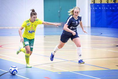 FTK:n Emma Heikkilä naisten futsal-liigan kuukauden pelaaja
