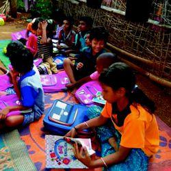 Glögistäkin apua Intiaan – Operaatio Ruut kerää kummeja ja marja-aroniaa